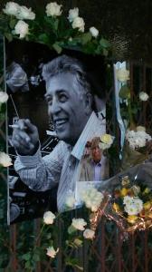Bachir Hilal, l'ami de la révolution syrienne disparu le 23 février à Paris.